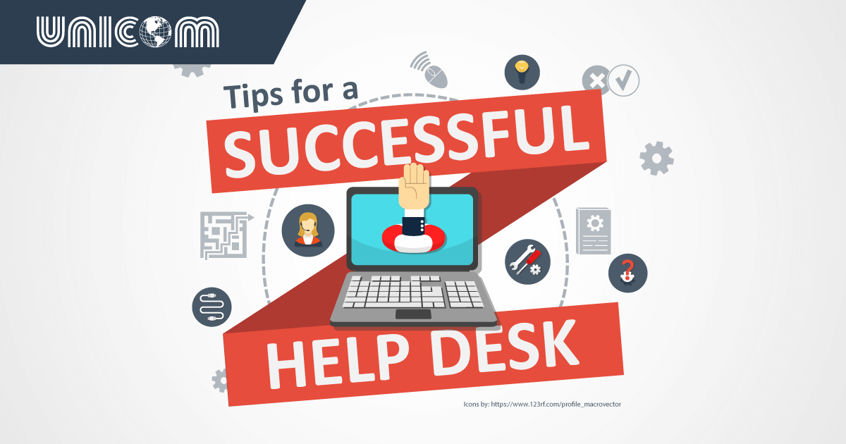 how to build a successful service desk
