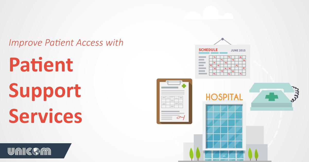 improve patient support services