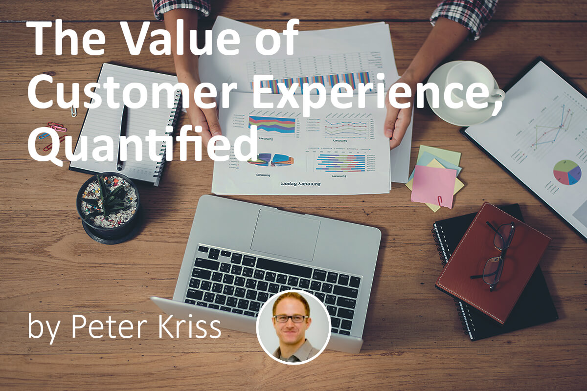 value of customer experience